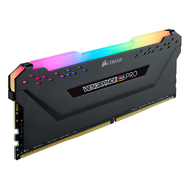 Avis Corsair Vengeance RGB PRO Series 32 Go (2x 16 Go) DDR4 3000 MHz CL15