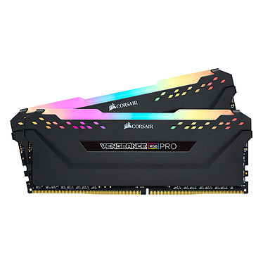 Opiniones sobre Corsair Vengeance RGB PRO Series 16 GB (2x 8 GB) DDR4 3200 MHz CL16