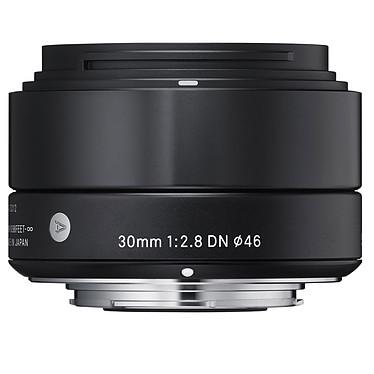 SIGMA 30mm F2.8 DN Noir monture Sony E Objectif standard pour hybride