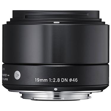 SIGMA 19mm F2.8 DN Noir monture Sony E