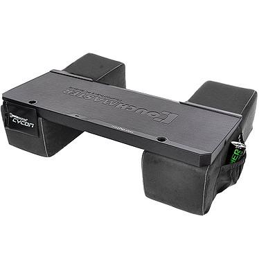 Couchmaster Cycon (noir/microfibre) Support de salon pour périphériques gaming