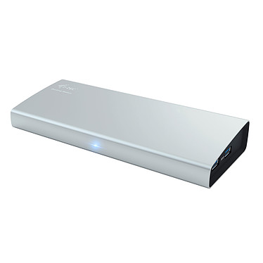 i-tec USB 3.0 Metal Docking Station DVI-I/HDMI/DisplayPort