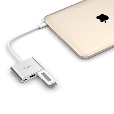 Avis i-tec USB-C HDMI / USB Adapter