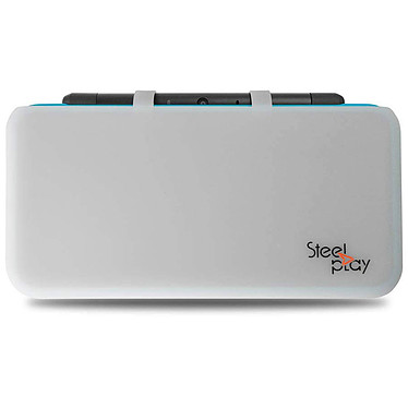 Steelplay 2DS XL Silicone Cover Blanc
