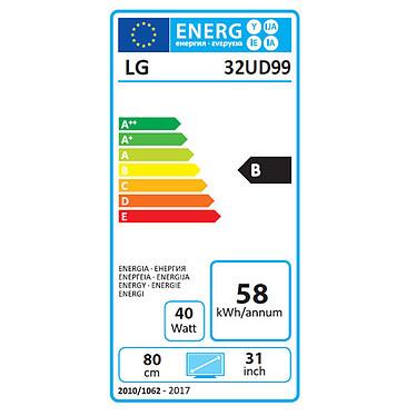 "LG 32"" LED 32UD99 pas cher"
