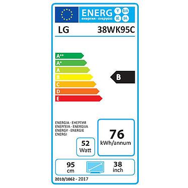 """LG 38"""" LED - 38WK95C-W pas cher"""