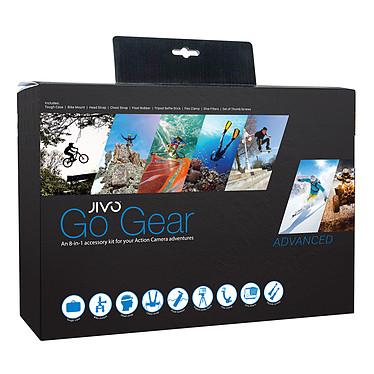 Jivo GoGear Advanced 8 en 1 Kit GoPro
