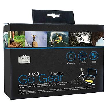 Jivo GoGear 6 en 1 Kit GoPro