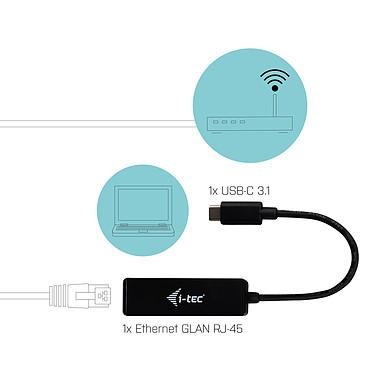 Avis i-tec USB-C Gigabit Ethernet Adapter