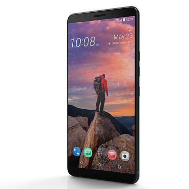 Avis HTC U12+ Noir Céramique