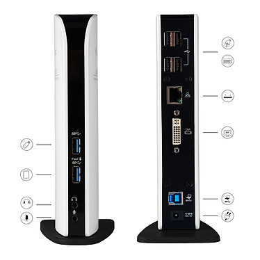 Opiniones sobre i-tec USB 3.0 HD Video Docking Station Advance