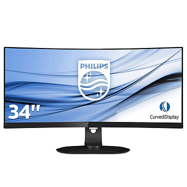 "Philips 34"" LED - 349P7FUBEB"