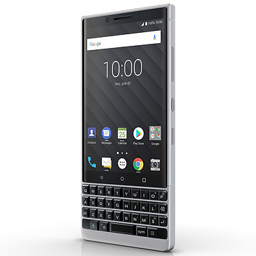 Avis BlackBerry KEY2 Argent (6 Go / 64 Go)