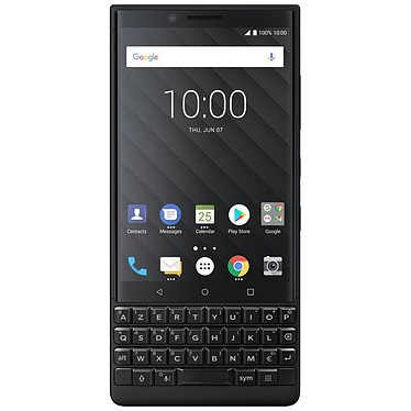 Ecran tactile BlackBerry