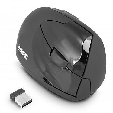 Urban Factory Wireless Ergo Mouse (pour droitier)