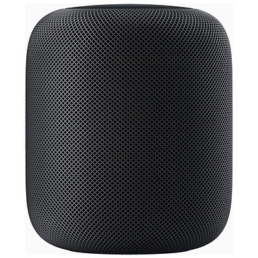 Apple HomePod Gris Sidéral Enceinte sans fil Wi-Fi / Bluetooth / AirPlay 2 à commande vocale avec Siri
