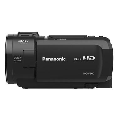 Avis Panasonic HC-V800EF-K
