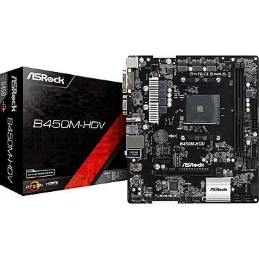 ASRock AMD B450
