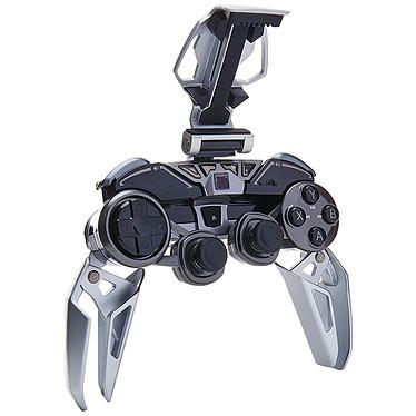 Mad Catz L.Y.N.X. 9 (LYNX) Noir Manette de jeu sans fil Bluetooth modulaire compatible smartphone, tablette et PC
