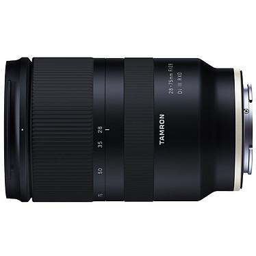 Tamron 28-75 mm f/2.8 Di III RXD Sony E Zoom standard à ouverture f/2.8 pour monture Sony E