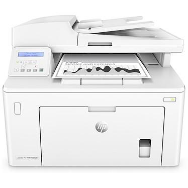 HP LaserJet Pro MFP M227sdn Imprimante multifonction laser 3-en-1 recto/verso automatique (USB 2.0/Ethernet)