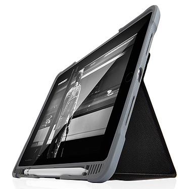 """Avis STM Dux Plus iPad 9.7"""" (2017 / 2018) Noir"""