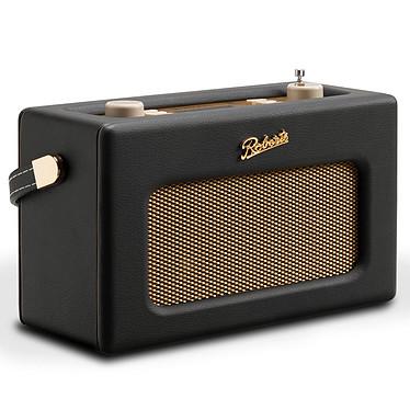 Roberts Revival RD70 Noir Radio-réveil numérique FM/DAB/DAB+ avec Bluetooth, écran couleur, entrée AUX et 2 alarmes