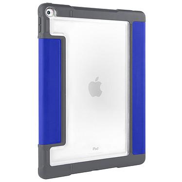 """STM Dux Plus iPad Pro 10.5"""" Bleu Étui folio renforcé avec emplacement pour stylet pour iPad Pro 10.5"""""""