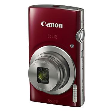 Avis Canon IXUS 185 Rouge + Vanguard Beneto 6 Noir