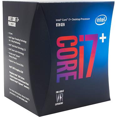 Opiniones sobre Intel Core i7-8700 (3.2 GHz) + Intel Optane 16 Go M.2 NVMe