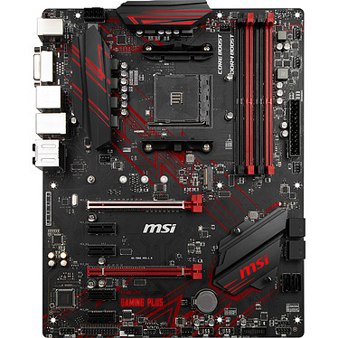 Avis MSI B450 GAMING PLUS