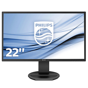 "Philips 21.5"" LED - 221B8LHEB"