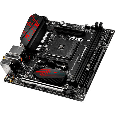 Avis MSI B450I GAMING PLUS AC