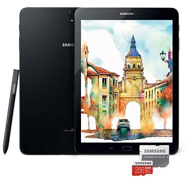 "Samsung Galaxy Tab S3 9.7"" SM-T820 32 Go Noir + Micro SDXC 256 Go"