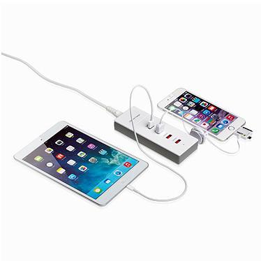 Acheter Watt&Co Chargeur USB Réversibles 4 Ports