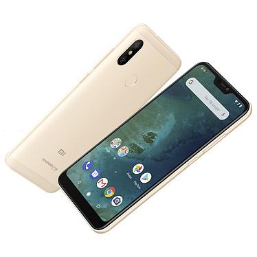 Avis Xiaomi Mi A2 Lite Or (64 Go)
