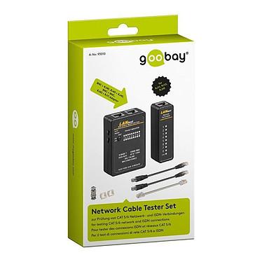 Avis Goobay Kit de testeurs de câbles réseau