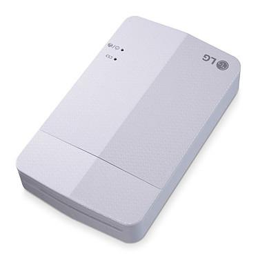 LG PD251 Blanc Imprimante mobile portable