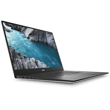 "Dell XPS 15-9570 (9570-3467) Intel Core i7-8750H 8 Go SSD 256 Go 15.6"" LED Full HD NVIDIA GeForce GTX 1050 Ti 4 Go Wi-Fi AC/Bluetooth Webcam Windows 10 Famille 64 bits"