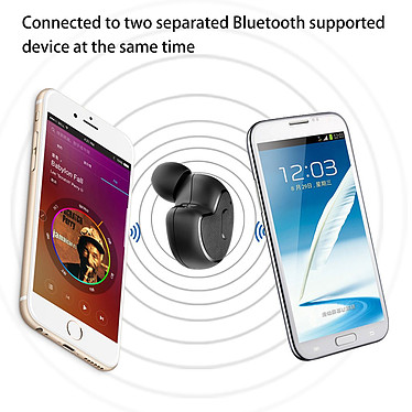 Avantree Mini Bluetooth Headset Pack pas cher