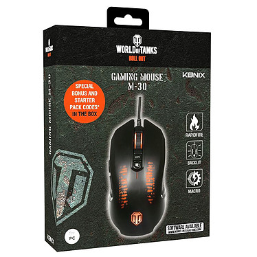 Konix World of Tanks M-30 pas cher