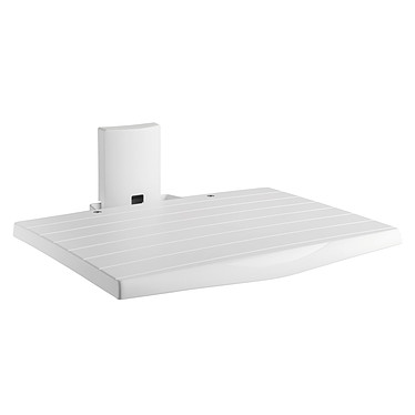 Meliconi AV Shelf blanc