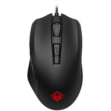 HP Omen Mouse 400 Souris filaire pour gamer - droitier - capteur optique 5000 dpi - 6 boutons programmables
