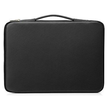 """Acheter HP Carry Sleeve 15"""" Noir/Or"""