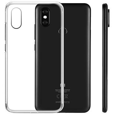 Akashi Coque TPU Transparente Xiaomi Mi A2 Coque de protection transparente pour Xiaomi Mi A2