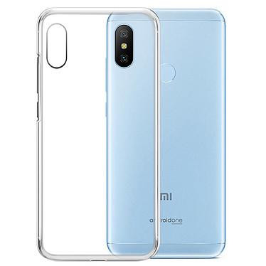Akashi Coque TPU Transparente Xiaomi Mi A2 Lite Coque de protection transparente pour Xiaomi Mi A2 Lite