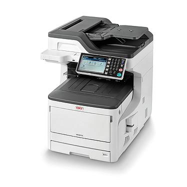 Oki MC873dn Imprimante multifonction couleur 4-en-1 (USB 2.0/Ethernet)