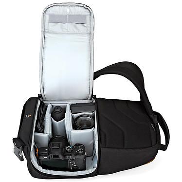 Sony Alpha 5100 + Objectif 16-50 mm Noir + Lowepro Slingshot Edge 150 AW pas cher