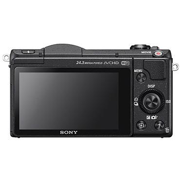 Avis Sony Alpha 5100 + Objectif 16-50 mm Noir + Lowepro Slingshot Edge 150 AW