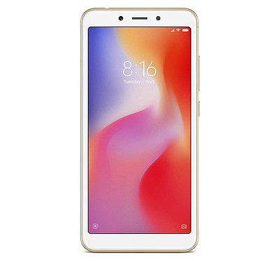 Xiaomi Redmi 6A Or (16 Go)